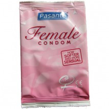 Pasante Internal Condom (single)