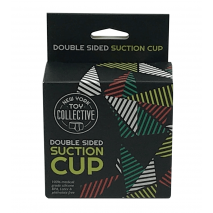 Double-sided Suction Cup by New York Toy Collective
