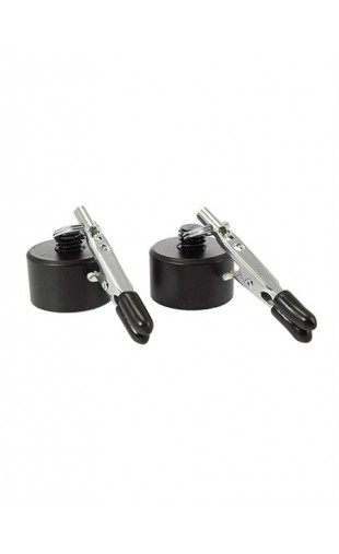 Mr. B Weighted Clamps