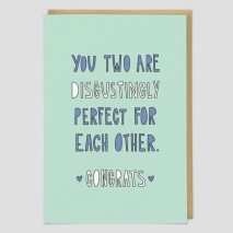 You Two Greeting Card