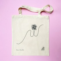 Tote Bag by The Vulva Gallery x Emma Cornelia